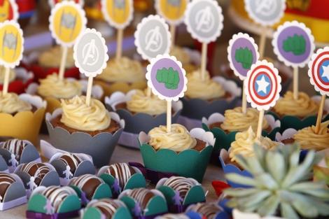 Cupcakes saborosos